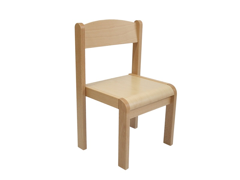 Krzesełko Bukowe Nr 0 21 Cm